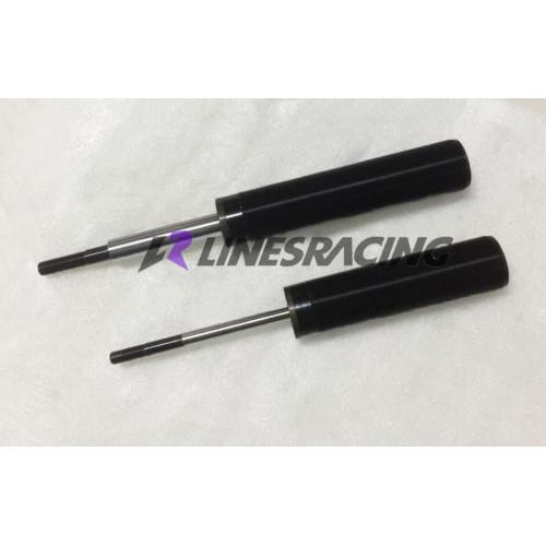 Картридж амортизатора винтовой подвески (койловеров) Linesracing (диаметр штока 22 мм), LRZP001
