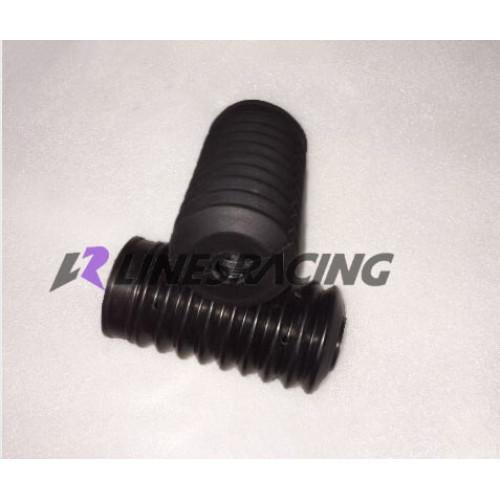 Пыльник амортизатора винтовой подвески (койловеров) Linesracing (для штока 12,5 мм), LRZP013