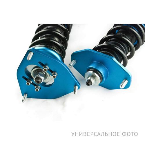 Комплект винтовой подвески (койловеров) LR TOYOTA Mark 2 (JZX90/JZX100) (1992-1998) с регулировками высоты (фултап), жесткости (36 регулировок), развала (см характеристики), SD-044